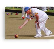 M.B.A. Bowler no. b183 Canvas Print