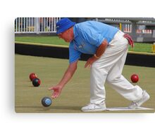 M.B.A. Bowler no. b199 Canvas Print