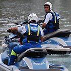 Taffic Cops Venetian Style by SaffronDunne