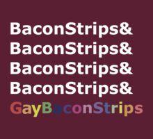 BaconStrips & Gay BaconStrips - 2 by retroreggae