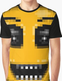 Five Nights at Freddy's 2 - Pixel art - Evil Toy Chica  Graphic T-Shirt