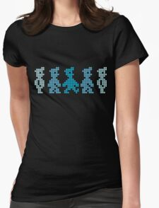 PIXEL8 | Manic Miner Womens Fitted T-Shirt