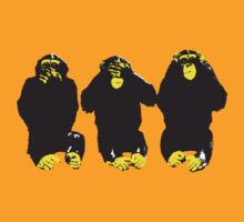 Speak no Evil by monsterplanet