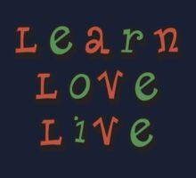 Learn Love Live One Piece - Long Sleeve