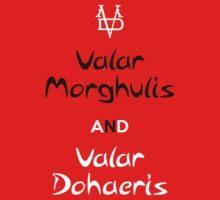 Valar Dohaeris by rkrovs