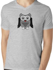 OWL 2 Mens V-Neck T-Shirt