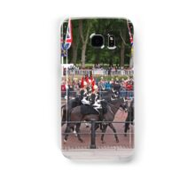 Horses at Trooping The Colour Samsung Galaxy Case/Skin