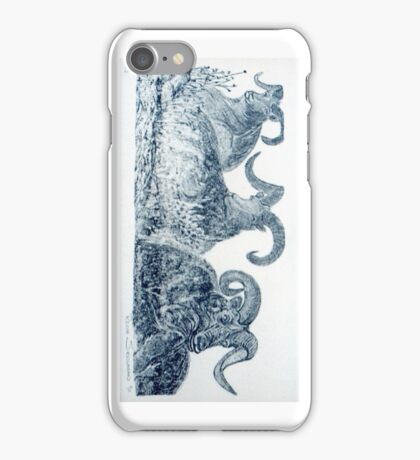 GOAT-EE-NESS iPhone Case/Skin