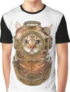 DiverCat Graphic T-Shirt
