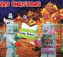 Merry Christmas by Wonderfulbricks