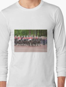 Trooping The Colour Long Sleeve T-Shirt