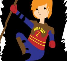 Weasley Is Our King 2 Sticker