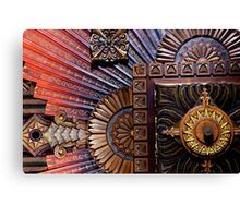 Art-Deco Ceiling Canvas Print