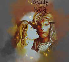 Beauty and the Beast by KanaHyde