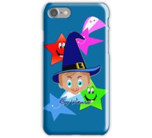 Boy Wizard iPhone case design iPhone Case/Skin