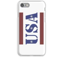 USA Vintage iPhone Case/Skin