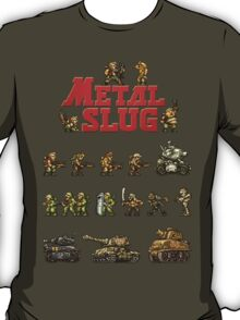 Metal Slug - Design 03 T-Shirt