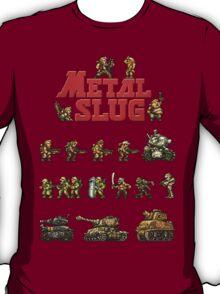 Metal Slug - Design 03 T-Shirt