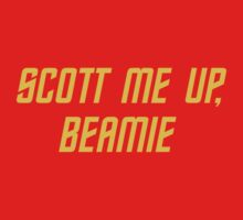 Scott me up, Beamie by grafiskanstalt