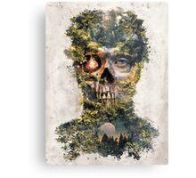 The Gatekeeper Dark Surrealism Art Metal Print