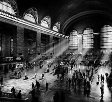 Grand Central Terminal by davediver
