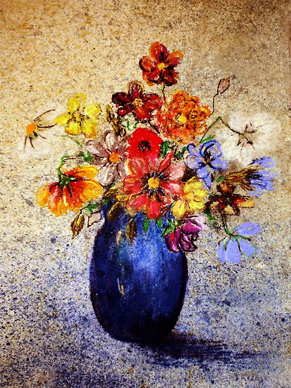 Cornucopia'... by Valerie Anne Kelly