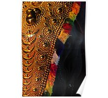 Bejewelled Elephant Poster