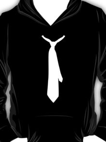 The No-knot-tie T-Shirt
