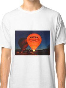 Hot Air Balloon Classic T-Shirt