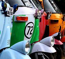 The Rickshaw Run 2010 by Stephen Brown