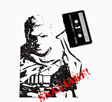 Snake - Metal Gear Solid V cassette art Unisex T-Shirt