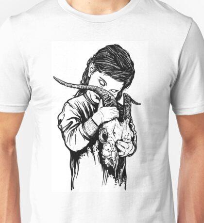 BRING ME THE HORIZON - SKULL GIRL Unisex T-Shirt