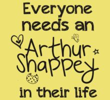 Everyone needs an Arthur Shappey in their life by thefinalproblem