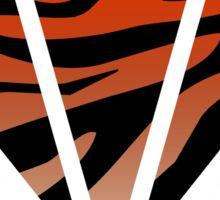 Tiger Diamond Sticker