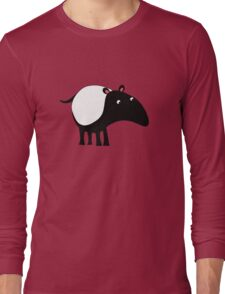 Tapir Long Sleeve T-Shirt