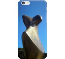 Henry Moore Sculpture iPhone Case/Skin
