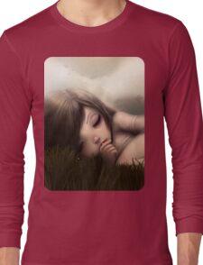 Anesthesia Long Sleeve T-Shirt
