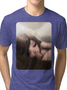 Anesthesia Tri-blend T-Shirt