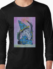 Luca The Wizard Pup Long Sleeve T-Shirt