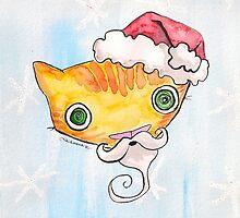 """""""Oro?"""" Santa by mikilorenak"""