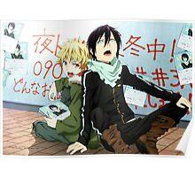 Yato and Yukine Poster
