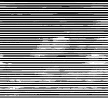 Cloud3frameD -C- White&Black by AnnoNiem