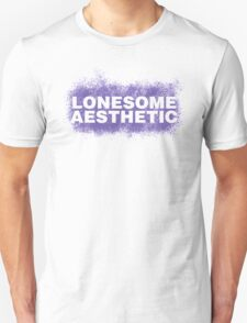 Lonesome Aesthetic T-Shirt