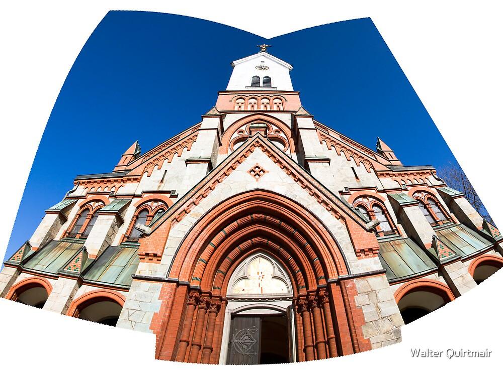 Church Panorama by Walter Quirtmair