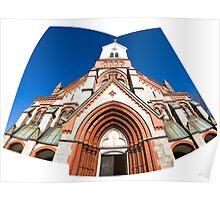 Church Panorama Poster