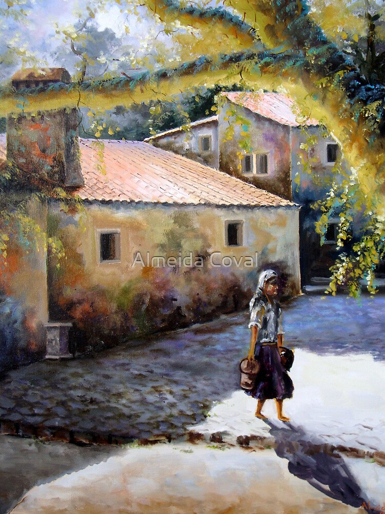 the simple life in Sintra.. by Almeida Coval