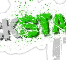 Kick start it! Sticker