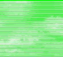 Cloud3frameD -R- White&Green by AnnoNiem