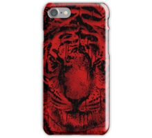Be Wild (Red) iPhone Case/Skin