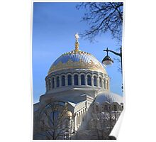 Naval Cathedral Poster